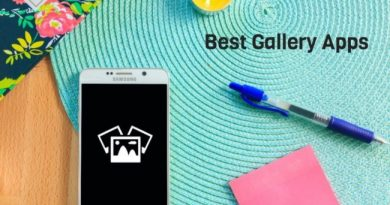 10 Best Gallery Apps for Android