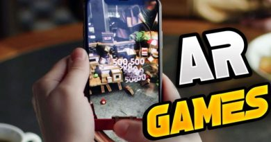 10 Popular AR games for Android Users