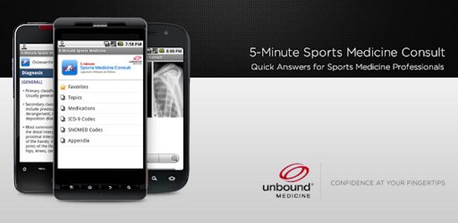 5-Minute Sports Medicine
