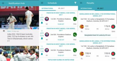 7 Cricket Score Apps for Android Users