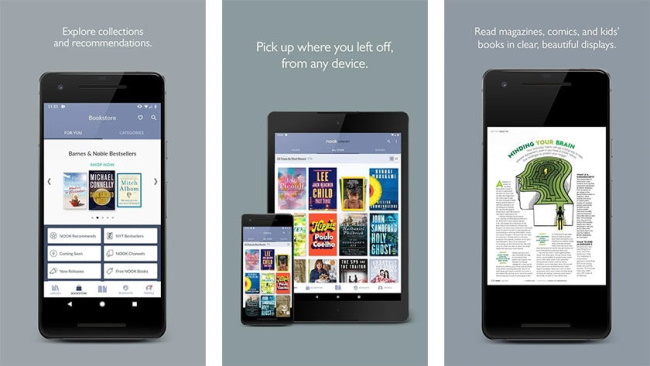 7 Great eBook Reader Apps for Android