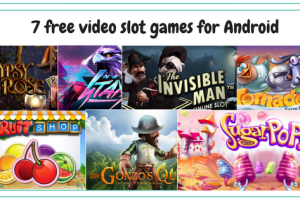 7 free video slot games for Android