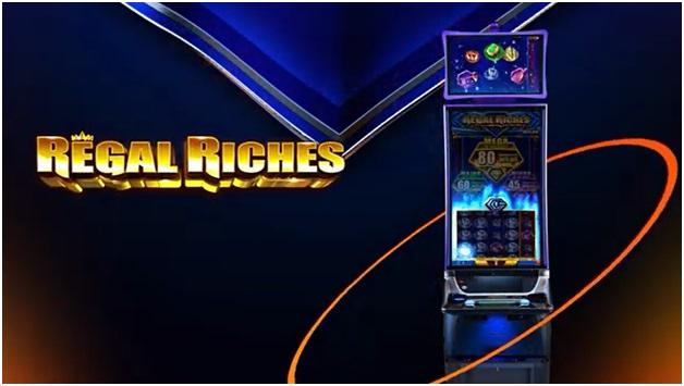 About Regal Riches Slot