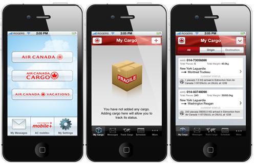 Air Canada App