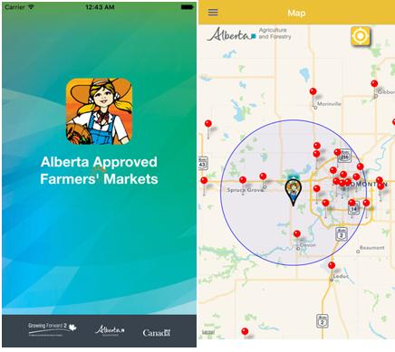 Alberta Market App