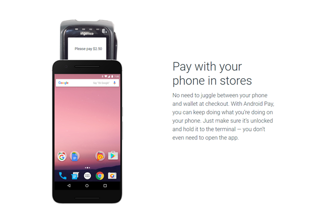 Android Pay App