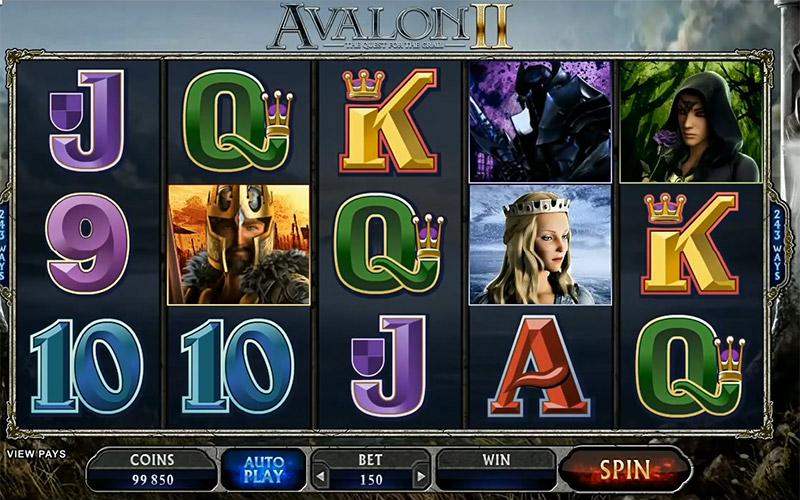 Avalon II Slots