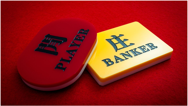 Baccarat - The Player and The Banker