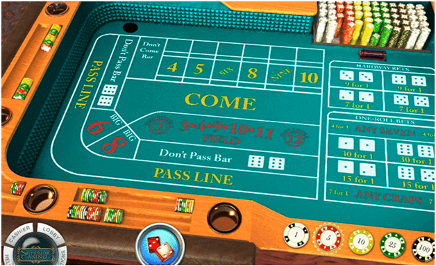 Best casino games to play- Craps