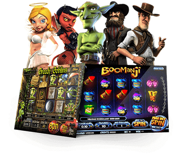 Best casino games to play- slots