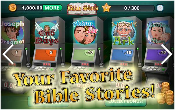 Bible Slots App