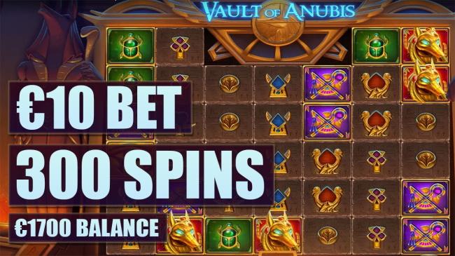 Bonus in Vault of Anubis
