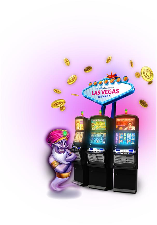 Las Vegas style slots games