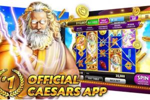 Caesars slots game app