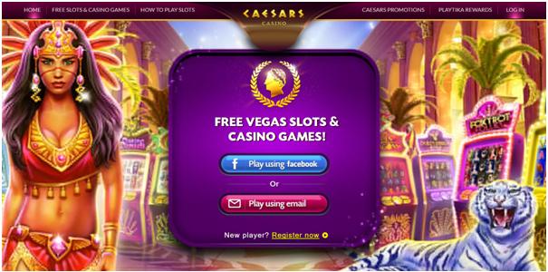 Caesars Slots