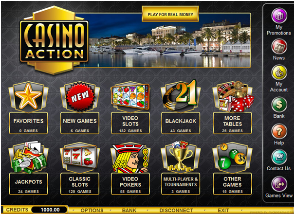 Casino Action Android