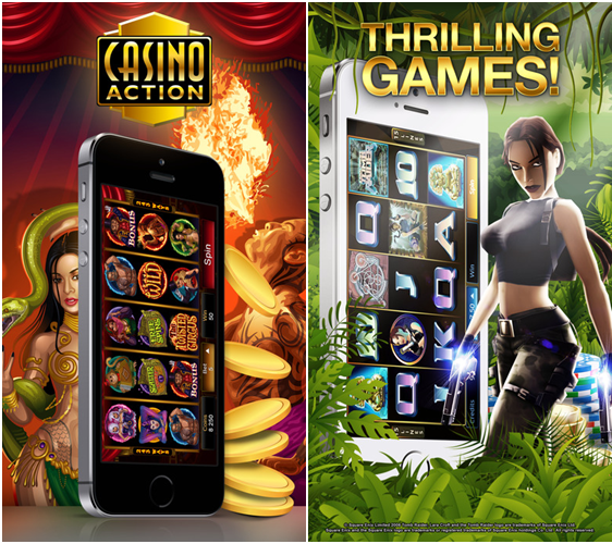 Casino Action Android games app