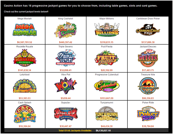 Casino Action Android games