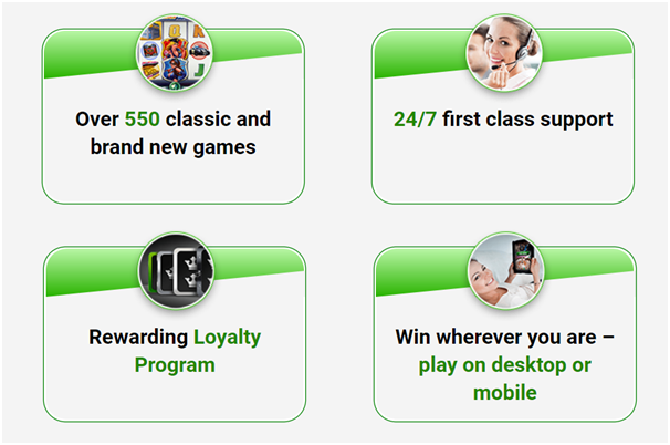 Casino Classic Android casino
