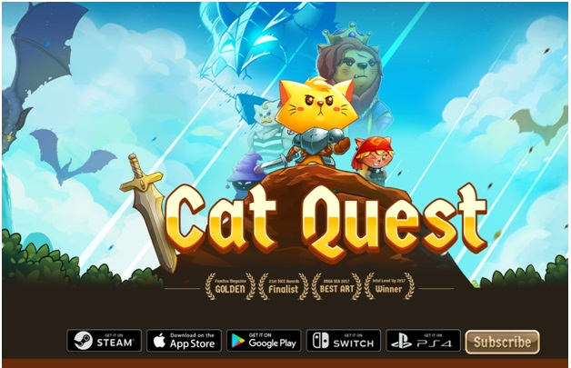 Cat Quest Android game app
