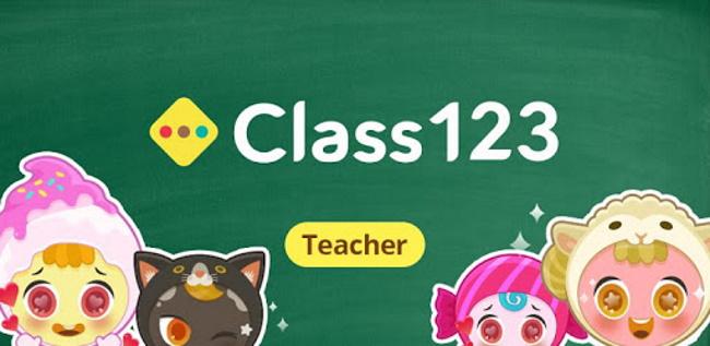 Class123 Teacher Apps