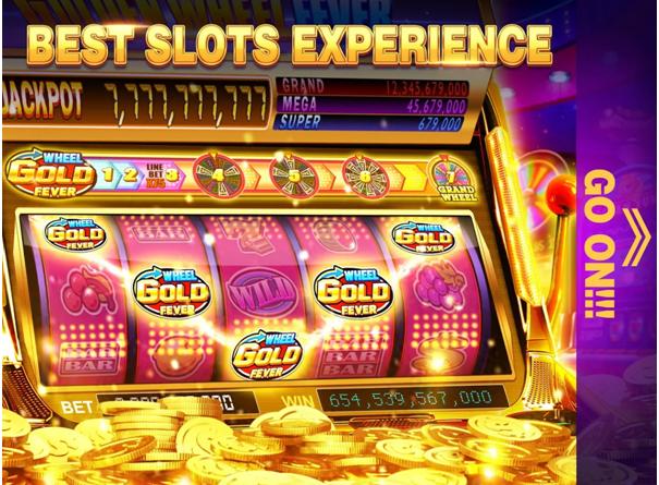 Classic slot app features