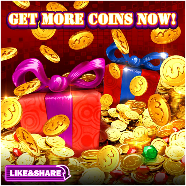 Classic slot free coins