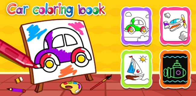 Coloring Book by GunjanApps