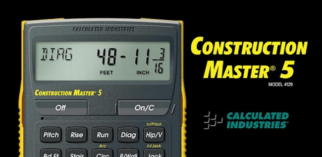 Construction Master Construction Apps