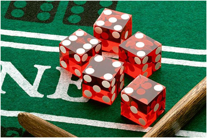 Craps dice cheats