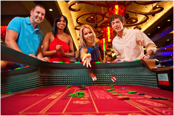 Craps cheat