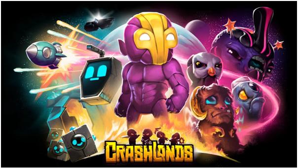 Crashland apps