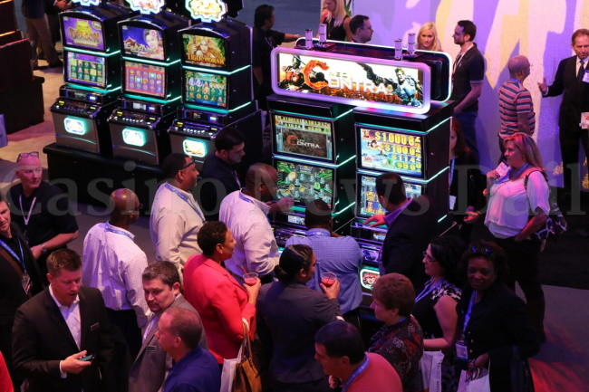 Crossover areas -Find Loose and Tight Slot Machines