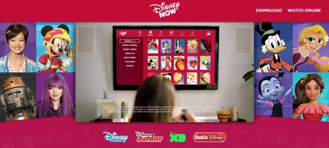 5 Popular Disney Apps