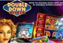 Double down casino high limit room