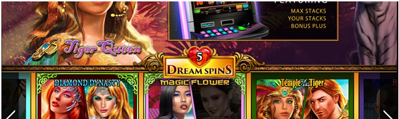 Dream spins