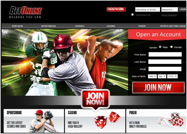 BetOnline Esports casino