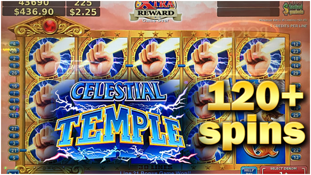 Free Spins on slot games