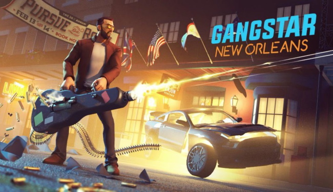 Gameloft's Gangster Franchise (three games)