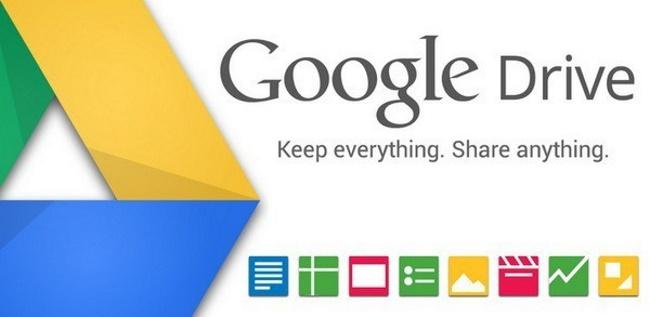 Google Drive suite