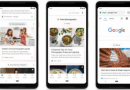 Google Introduces Discover Replacing Search Page on Mobile Devices