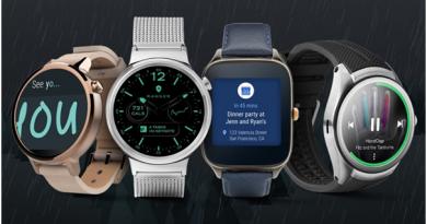 Google Pay on Wear OS watch
