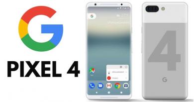 Google Pixel 4 Canada