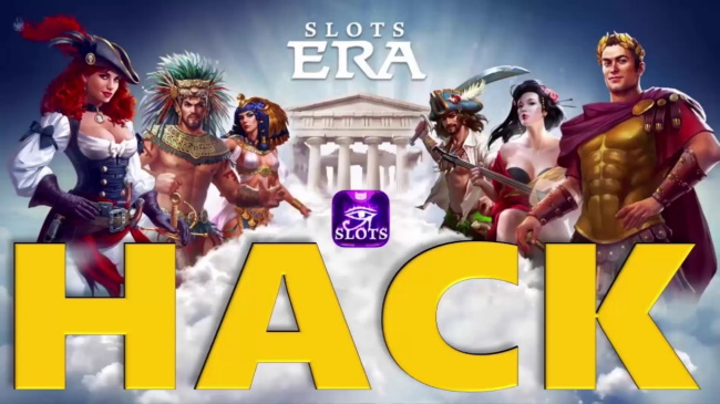 Hack and Cheats to Win 12,000,000 Coins Playing Slots Era