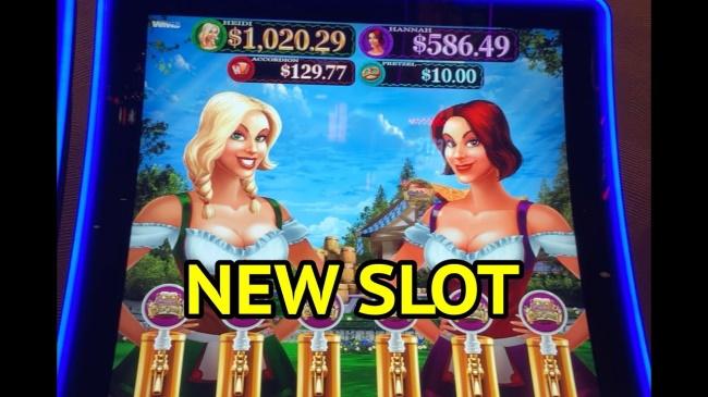 Hana slots games