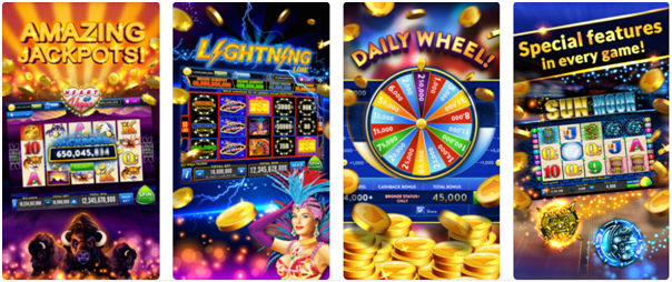 Heart of Vegas Casino App Games
