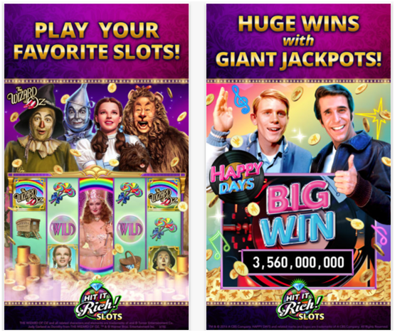 hit it rich casino slots for android
