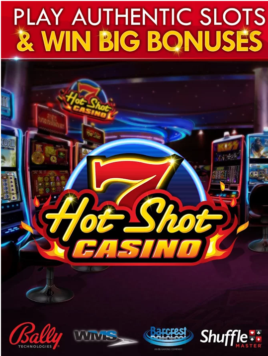 Hot shot casino slots App