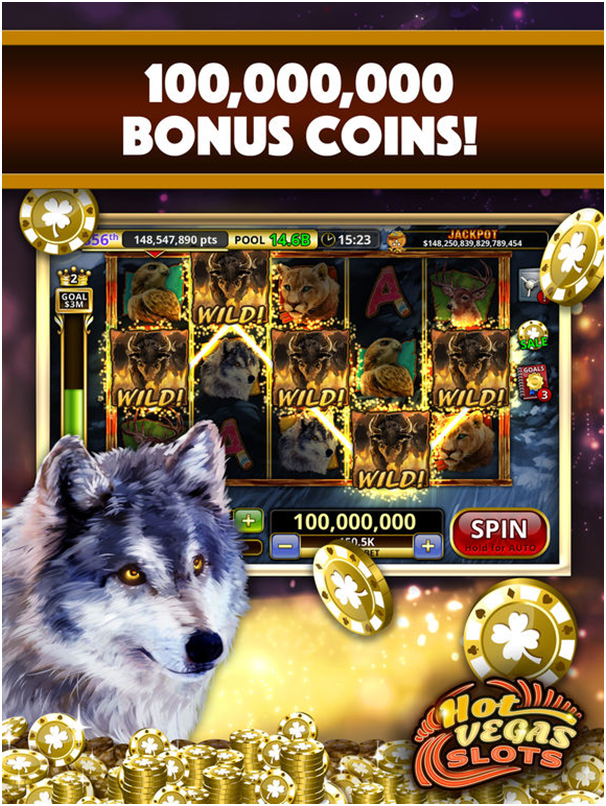 Hot vegas slots games