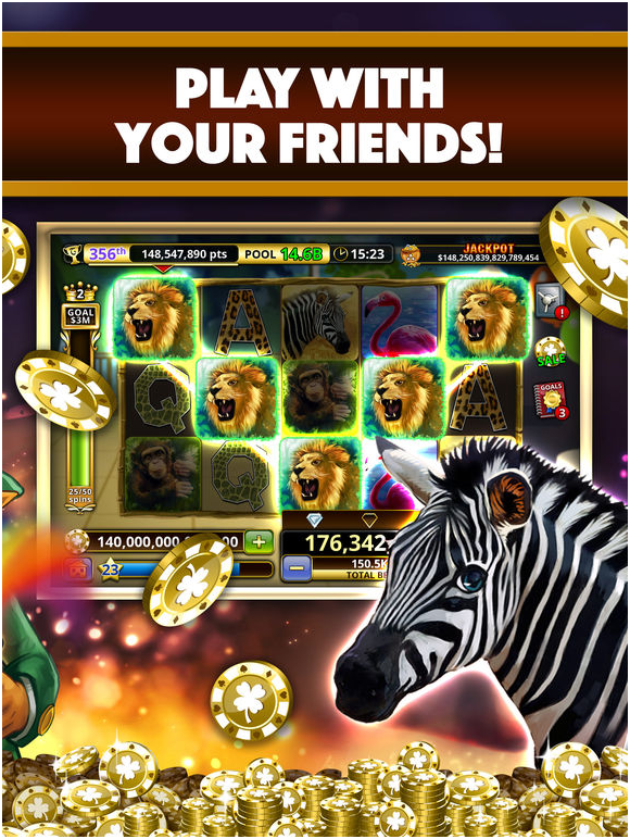 Hot vegas slots play with friends